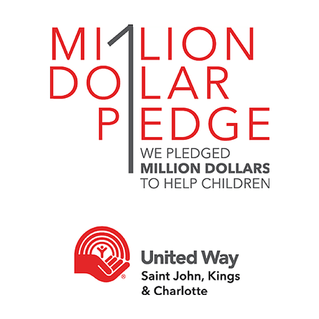 Million Dollar Pledge United Way Saint John